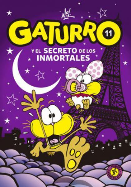 GATURRO Y EL SECRETO DE LOS INMORTALES