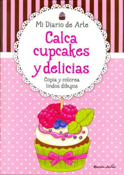 MI DIARIO DE ARTE: CALCA CUPCAKES Y ...