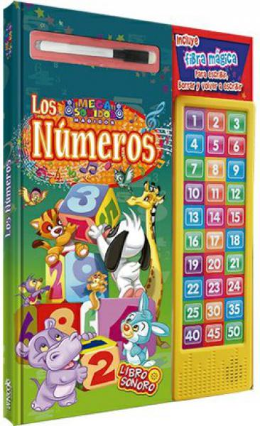 NUMEROS-MEGASONIDOS MAGICOS