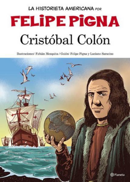CRISTOBAL COLON (HISTORIETA)