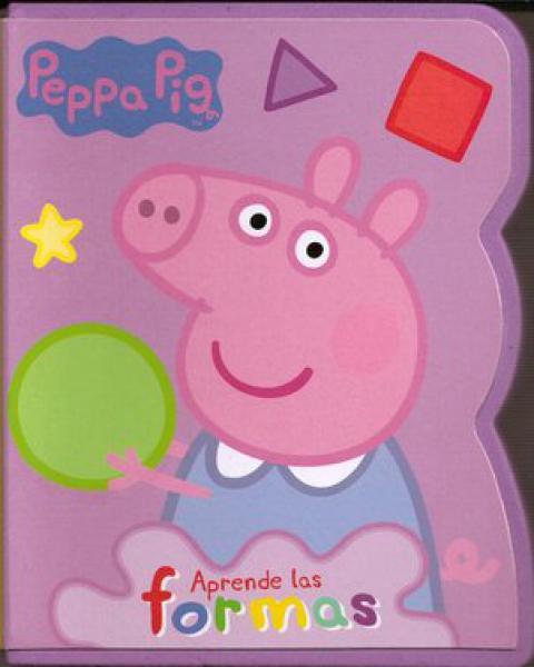 APRENDE LAS FORMAS  PEPPA PIG