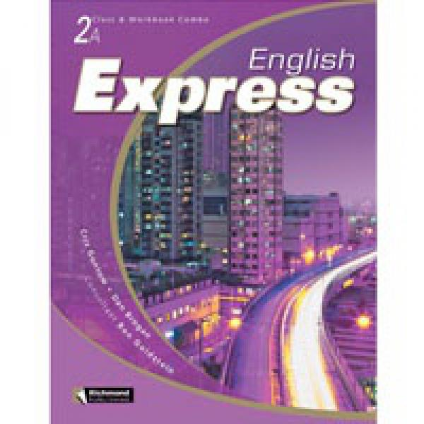 ENGLISH EXPRESS 2A -SB+WB+A/CD