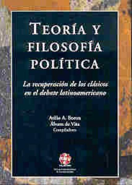 TEORIA Y FILOSOFIA POLITCA: LA TRAD...