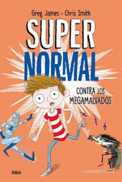 SUPERNORMAL II - CONTRA LOS MEGAMALVADOS