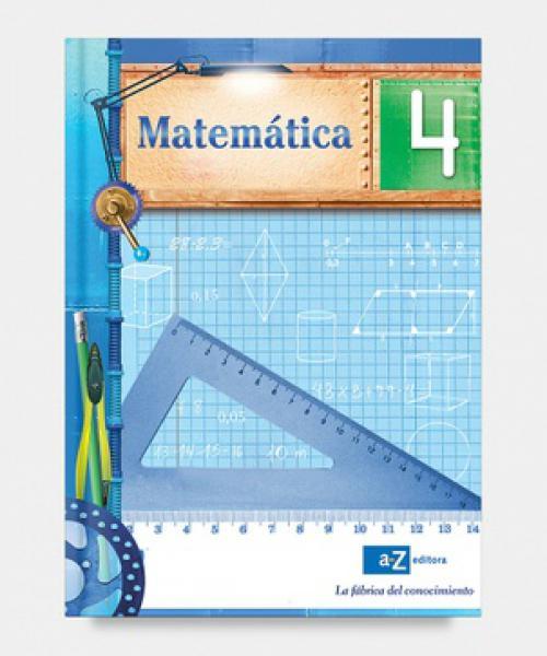 MATEMATICA 4 (LA FABRICA DEL CONOC.)