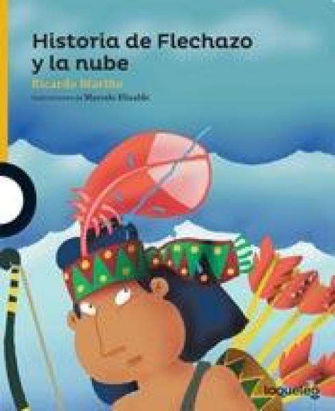 HISTORIA DE FLECHAZO Y LA NUBE
