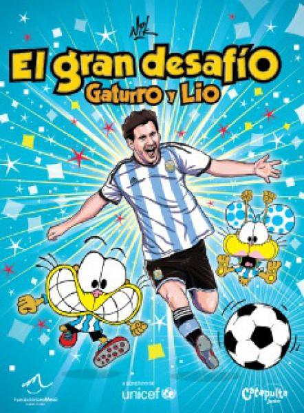 GATURRO Y LIO EL GRAN DESAFIO