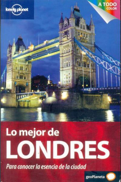 GUIA - LO MEJOR DE LONDRES ( ESPAÐOL )