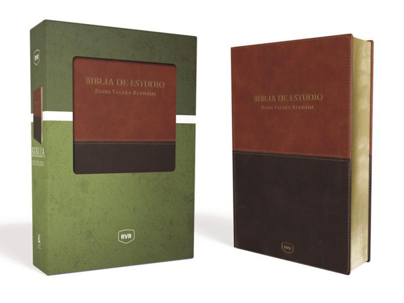 BIBLAI DE ESTUDIO REINA VALERA REVISADA