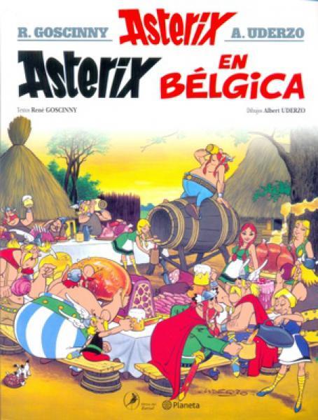 ASTERIX 24 - ASTERIX EN BELGICA