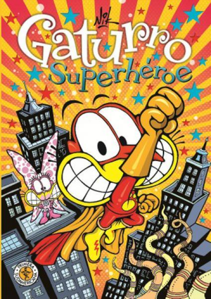 GATURRO: SUPERHEROE