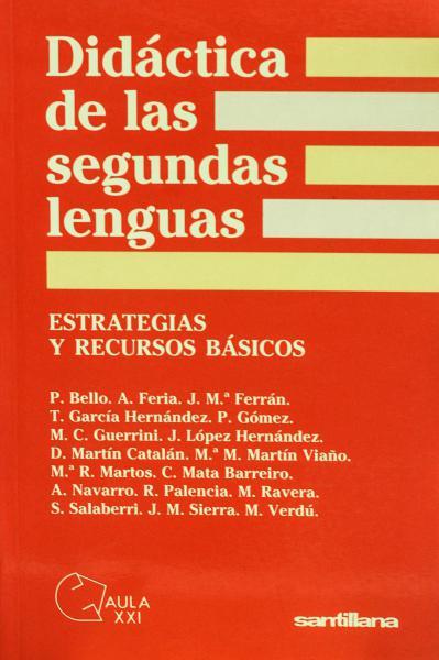 DIDACTICA DE LAS SEGUNDAS LENGUAS