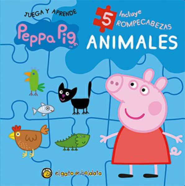 PEPPA PIG ANIMALES