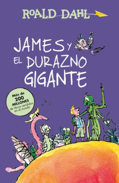 JAMES Y EL DURAZNO GIGANTE
