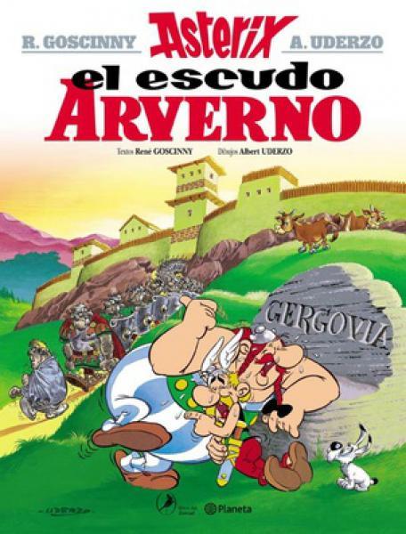 ASTERIX 11 - EL ESCUDO ARVERNO