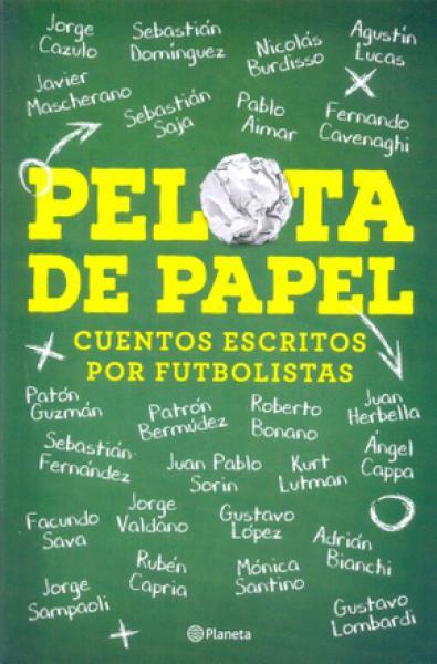 PELOTA DE PAPEL