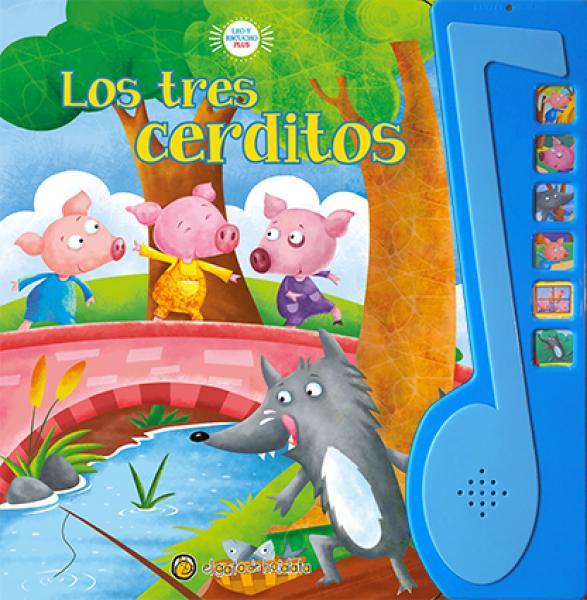 LOS TRES CERDITOS- CON SONIDOS