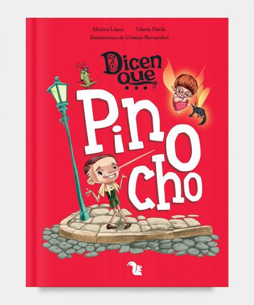 DICEN QUE...PINOCHO