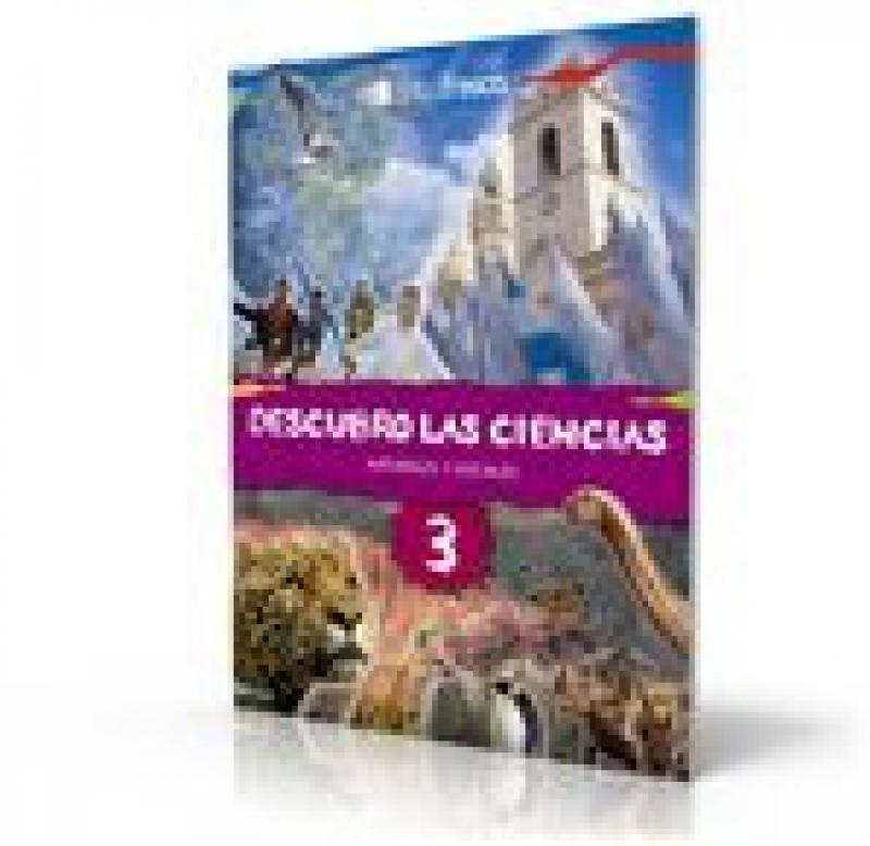 CIENCIAS 3 (DESCUBRO LAS CIENCIAS)