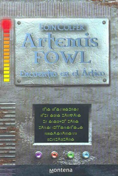 ARTEMIS FOWL 2 -ENCUENTRO EN EL ARTICO-