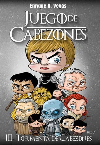 JUEGO DE CABEZONES III (TORMENTA DE CABE