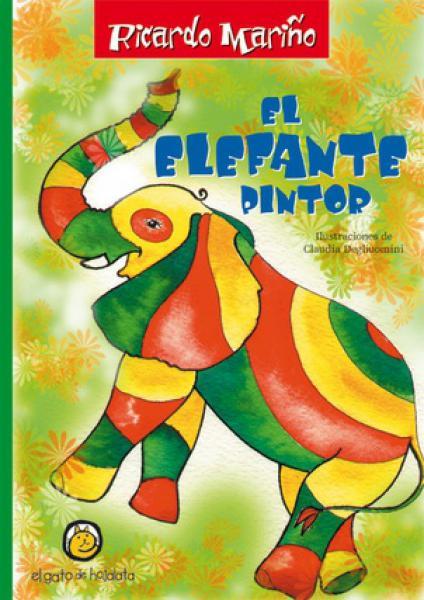 EL ELEFANTE PINTOR