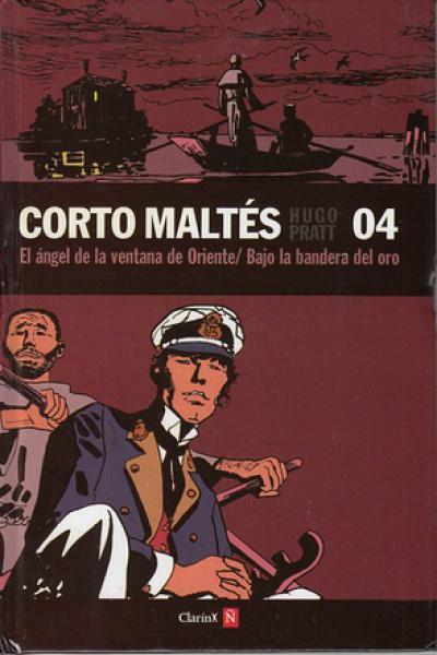 CORTO MALTES 4 - EL ANGEL DE LA VENTANA