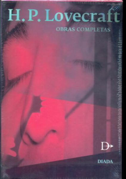 OBRAS COMPLETAS - H.P. LOVECRAFT