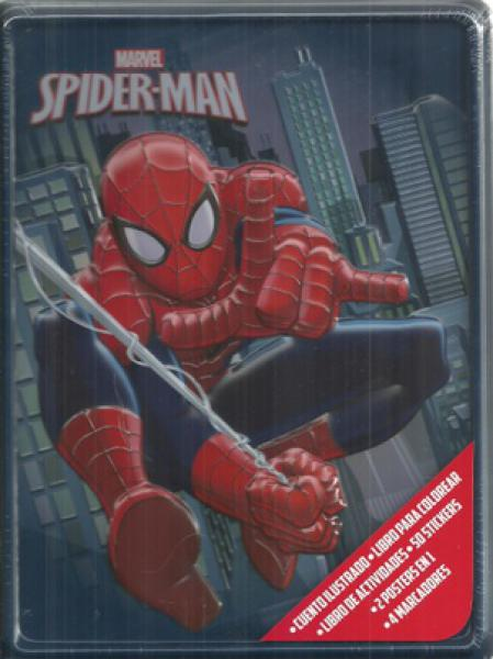 SPIDERMAN AVENTURAS ENLATADAS