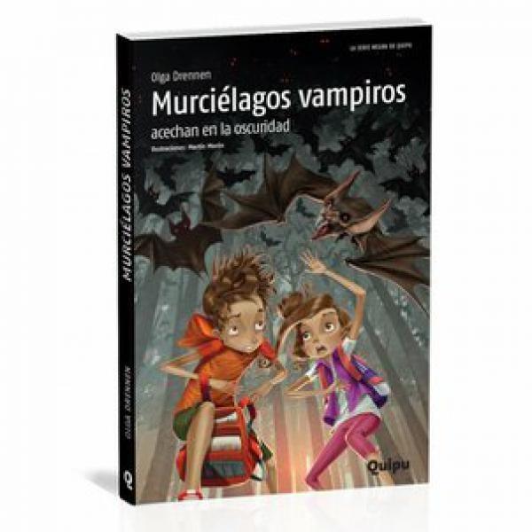 MURCIELAGOS VAMPIROS
