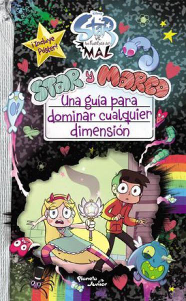 STAR VS LAS FUERZAS DEL MAL STAR Y MARCO