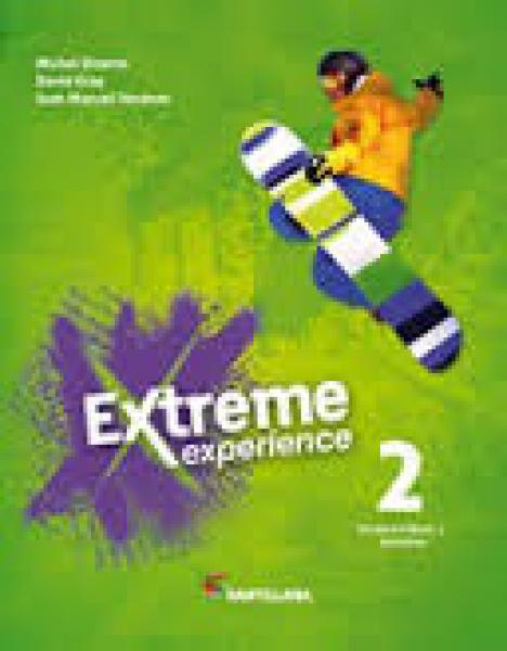 EXTREME EXPERIENCE 2 ( COURSE BOOK )