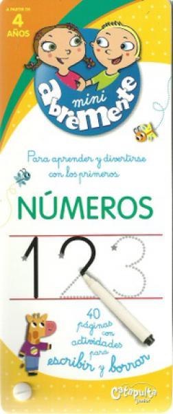 NUMEROS - MINI ABREMENTE