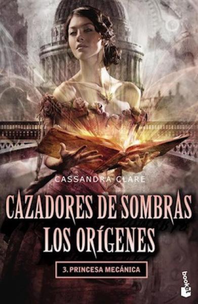CAZADORES DE SOMBRAS: LOS ORIGENES 3