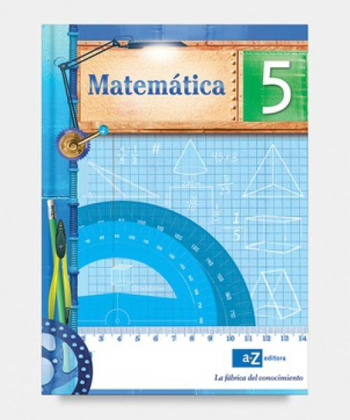 MATEMATICA 5 (LA FABRICA DEL CONOC.)