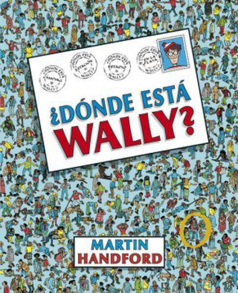 DONDE ESTA WALLY?