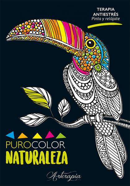 PURO COLOR - NATURALEZA - ARTERAPIA