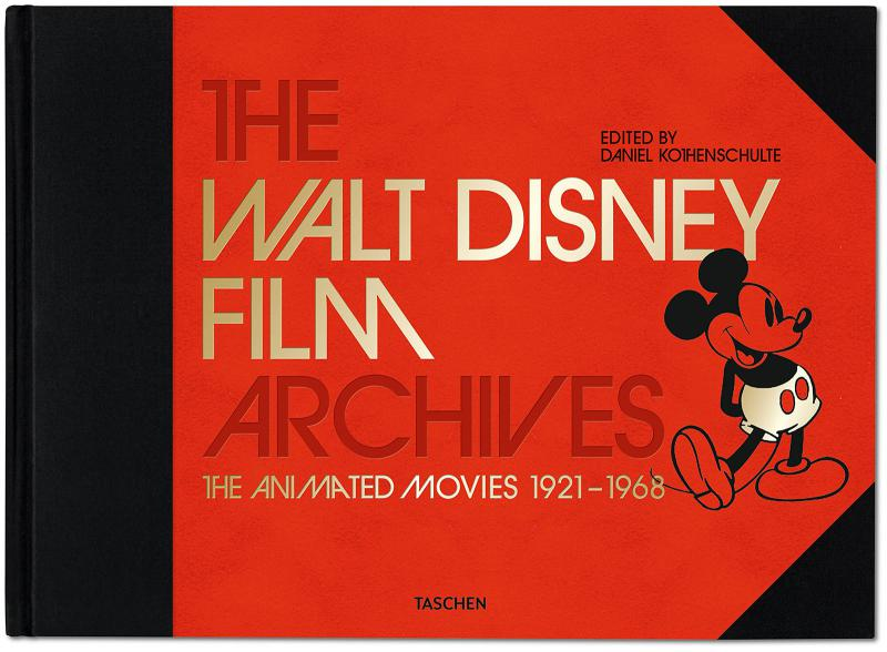 THE WALT DISNEY FILM ARCHIVES 1921-1968
