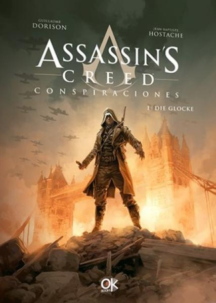 ASSASSIN´S CREED CONSPIRACIONES 1
