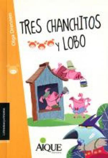 TRES CHANCHITOS Y LOBO