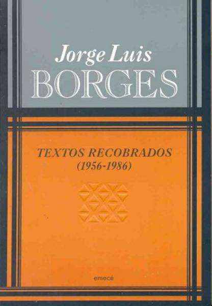 TEXTOS RECOBRADOS 3 (1956-1986)