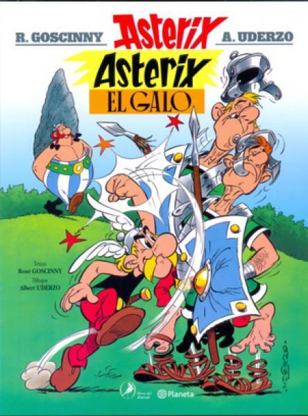 ASTERIX 1 - ASTERIX EL GALO
