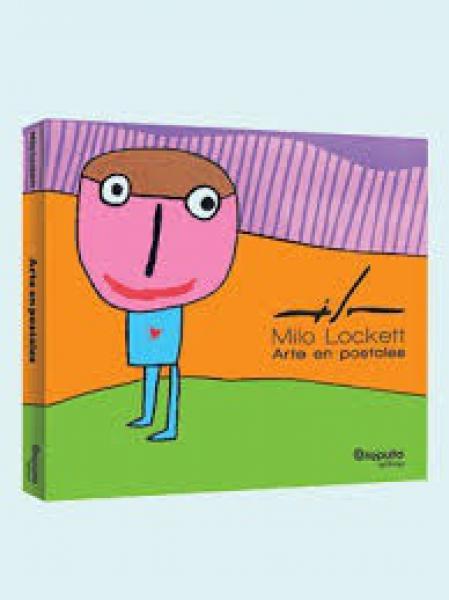 ARTE EN POSTALES - MILO LOCKETT