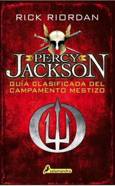 PERCY JACKSON GUIA CLASIFICADA DEL CAMPA