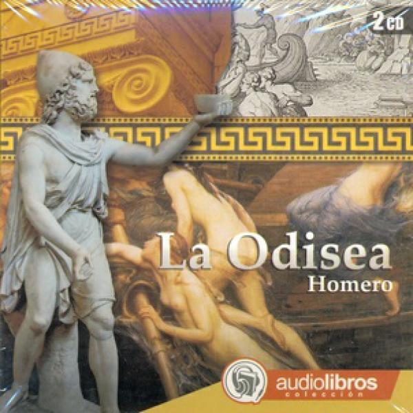 LA ODISEA (AUDIOLIBRO)