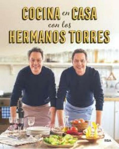 La normal libros cocina en casa con los hermanos torres for Cocina hermanos torres