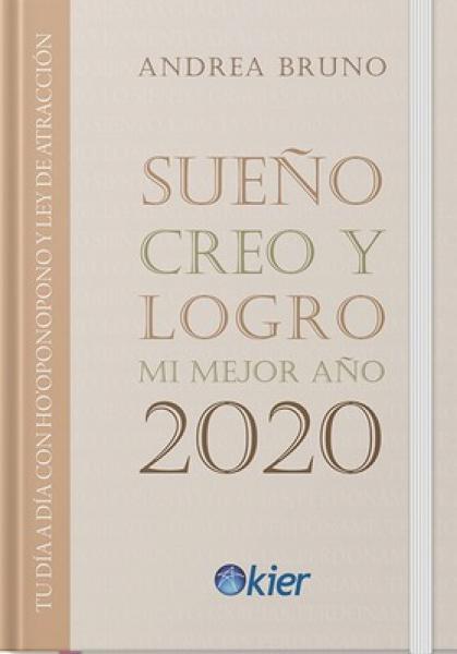 SUEÑO CREO Y LOGRO MI MEJOR AÑO 2020