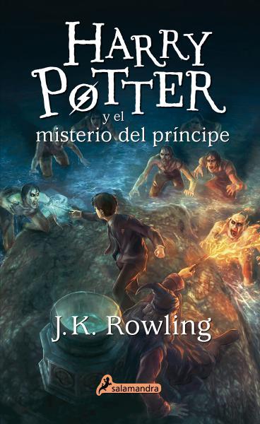 HARRY POTTER 6 EL MISTERIO DEL PRINCIPE