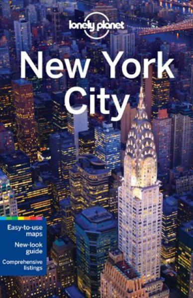 GUIA NEW YORK CITY ( EN INGLES )