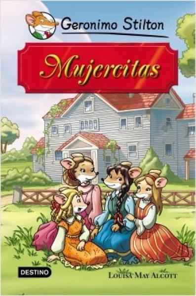 MUJERCITAS - GERONIMO STILTON